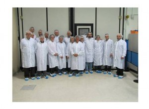 Centro Integrazione Thales Alenia Space Italia